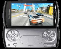 Sony Xperia Play (R800)