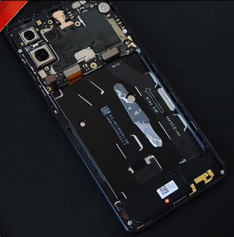 Замена кнопки включения в телефоне Xiaomi
